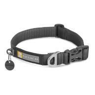 Ruffwear Front Range Dog Collar in Twilight Grey