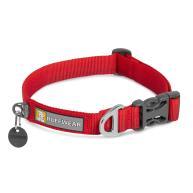 Ruffwear Front Range Dog Collar in Red Sumac