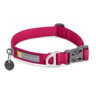 Ruffwear Front Range Dog Collar in Hibiscus Pink