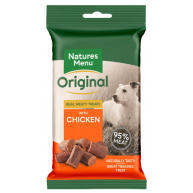 Natures Menu Dog Treats Chicken x 12 SAVER PACK