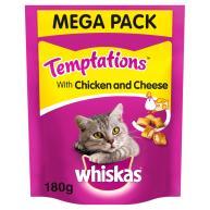 Whiskas Temptations Adult Cat Treats