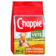 Chappie Chicken & Wholegrain Cereal Adult Dry Dog Food
