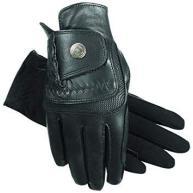 SSG Hybrid Riding Gloves in Black