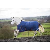 Mackey Keadeen Standard Neck Turnout Rug in Navy