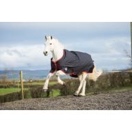 Mackey EquiSential Standard Neck Turnout Rug in Navy