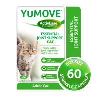 Yumove Joint Support Cat Capsules 60 Capsules
