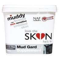 NAF Love the Skin hes in Mud Guard Supplement