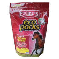 Equimins Cooked Linseed Eco Pack