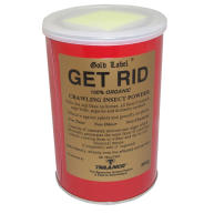 Gold Label Get Rid Flea & Lice Powder for Horses