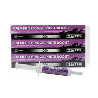 Nettex Calmer Syringe Paste Boost Pack of 3