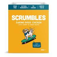 Scrumbles Chicken Wet Adult Dog Food 395g x 10