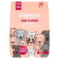 Scrumbles Salmon Adult & Senior Dry Dog Food