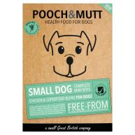 Pooch & Mutt Chicken Superfood Blend Dry Small Adult Dog Food
