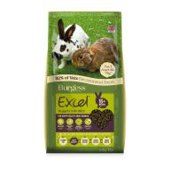Burgess Excel Nuggets with Mint Adult Rabbit Food 10kg