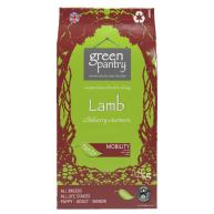 Green Pantry Lamb with Cranberry & Turmeric Dry Dog Food 12kg