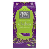 Green Pantry Chicken with Pumpkin & Apple Dry Dog Food 12kg