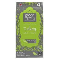 Green Pantry Turkey with Carrot & Turmeric Dry Dog Food 12kg