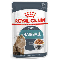 Royal Canin Hairball Care in Gravy Adult Wet Cat Food