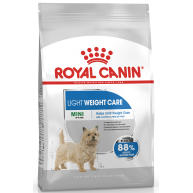 Royal Canin Mini Light Weight Care Dry Adult Dog Food 3kg