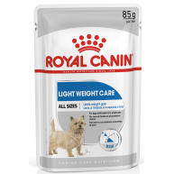 Royal Canin Light Weight Care Wet Adult Dog Food Pouches 85g x 60