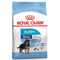 Royal Canin Maxi Puppy Dry Dog Food 15kg x 2