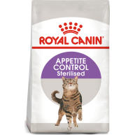 Royal Canin Appetite Control Sterilised Dry Adult Cat Food