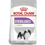 Royal Canin X-Small Sterilised Care Dry Adult Dog Food
