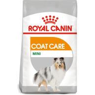 ROYAL CANIN Mini Coat Care Adult Dry Dog Food