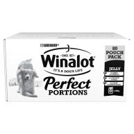 Winalot Perfect Portions Multipack in Jelly Wet Adult Dog Food