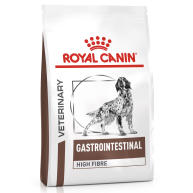 Royal Canin Veterinary Gastro Intestinal High Fibre Dog Food  7.5kg