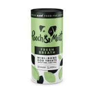 Pooch & Mutt Fresh Breath Natural Dog Treats 125g
