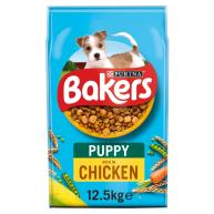 Bakers Chicken & Vegetable Puppy Food