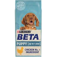 BETA Chicken Dry Puppy Food 14kg