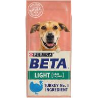 BETA Light Turkey Dry Adult Dog Food