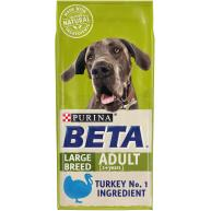BETA Turkey Large Breed Dry Adult Dog Food