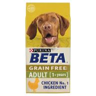 BETA Chicken Grain Free Adult Dog Food