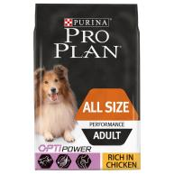 PRO PLAN OPTIPOWER Chicken Performance Adult Dog Food 14kg