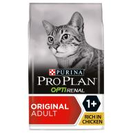 PRO PLAN OPTIRENAL Original Chicken Dry Adult Cat Food