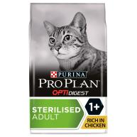 PRO PLAN OPTIDIGEST Sterilised Chicken Adult Dry Cat Food