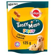 Pedigree Tasty Minis Chicken Puppy Treats 125g