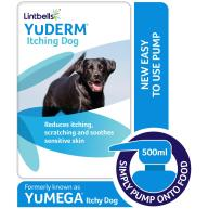YuDERM Itchy Dog for Sensitive & Itchy Skin
