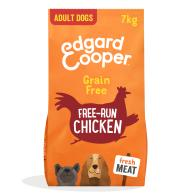 Edgard & Cooper Fresh Chicken Grain Free Adult Dog Food 7kg