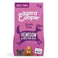 Edgard & Cooper Venison & Duck Grain Free Adult Dog Food