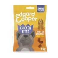 Edgard & Cooper Champion Chicken Bites Dog Treats 50g