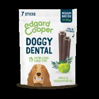 Edgard & Cooper Apple & Eucalyptus Doggy Dental Chews
