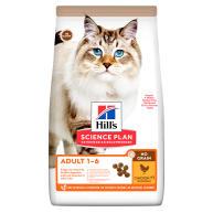 Hills Science Plan No Grain Chicken & Potato Dry Adult Cat Food