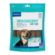Virbac Veggie Dent Dental Dog Chews Large Dog x 15 Sticks