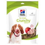 Hills No Grain Crunchy Naturals with Chicken & Apple Dog Treats 227g