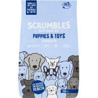 Scrumbles Chicken Puppy & Toy Breed Dry Dog Food