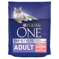 Purina ONE Salmon & Whole Grains Adult Cat Food 3kg